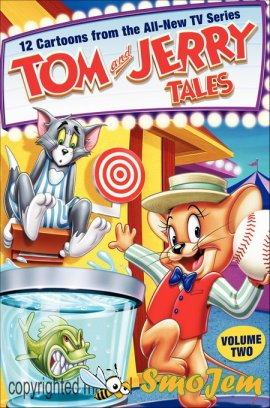 ��� � ������ ������ 2 ����� / Tom and Jerry Tales Volume 2