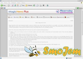 Magic News Plus v1.0.2